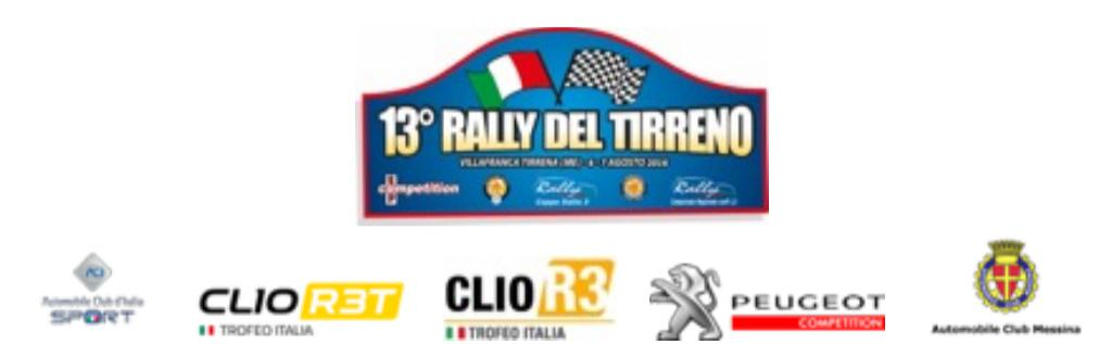 Logo Rally Tirreno