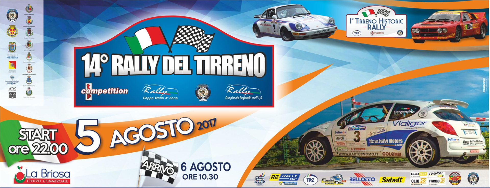14° Rally del Tirreno