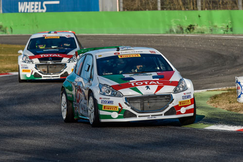 Peugeot monza rally show