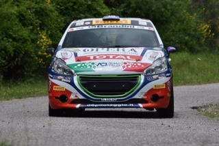 Peugeot Competition Top 208: da gladiatori nell'arena del Rally di Roma Capitale