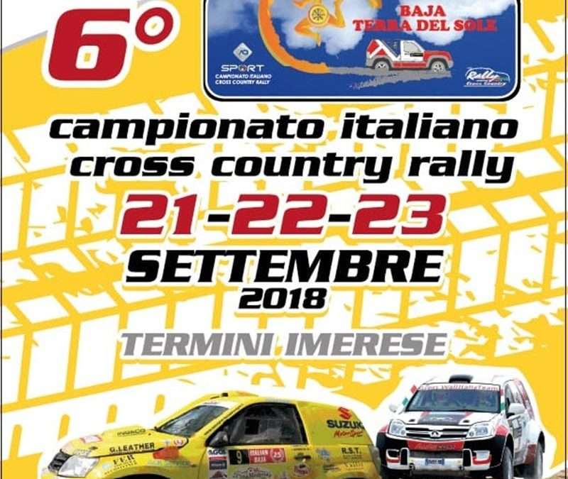 Baja Terre del Sole: tutto pronto per il tricolore cross country