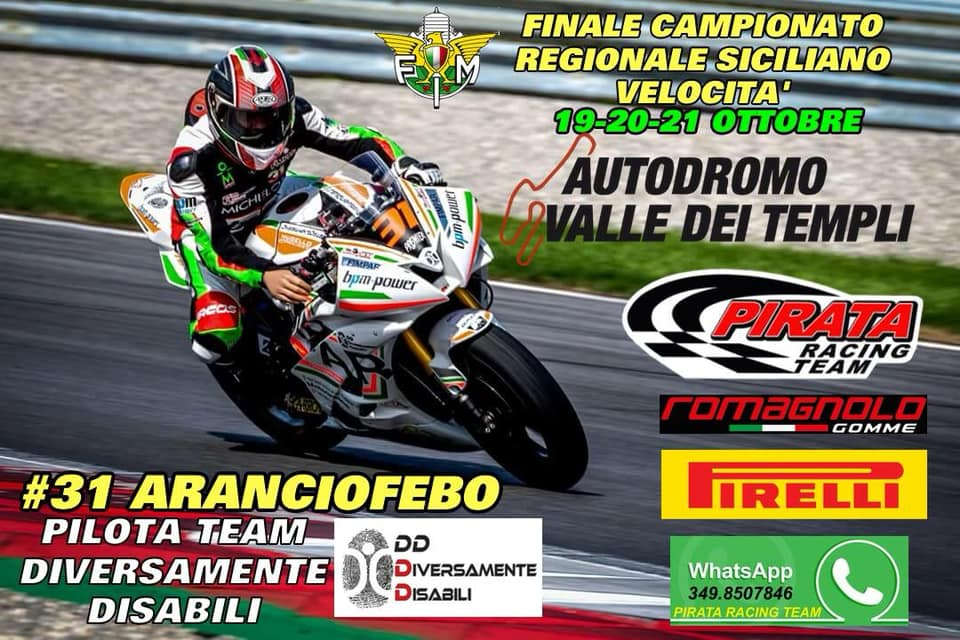 RACALMUTO TROPHY CUP 2018