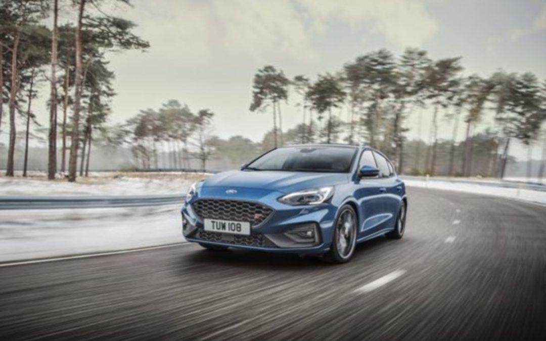 Nuova Ford Focus ST e la sua anima performance
