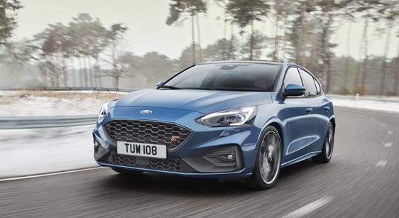 Nuova Ford Focus ST: le performance prima di tutto