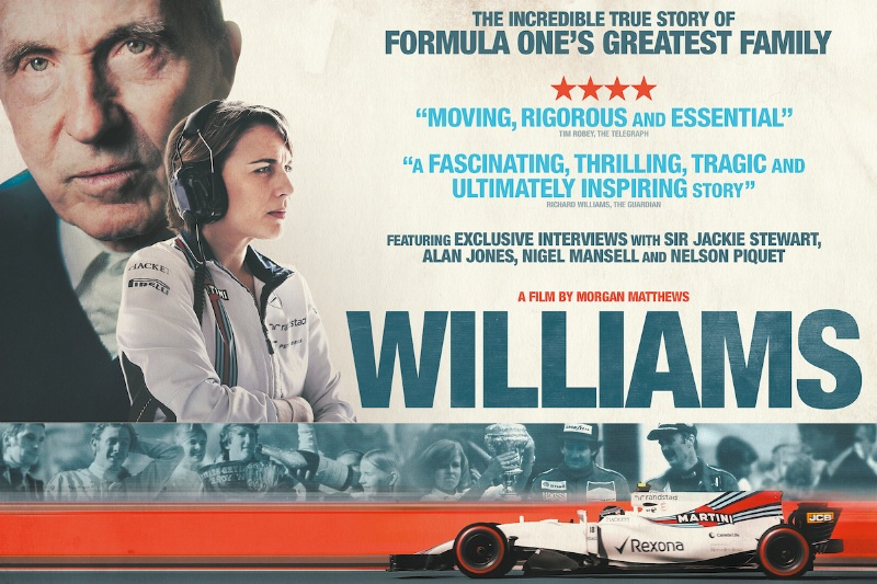 williams Netflix serie